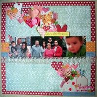 A Project by mariangeles_spain from our Scrapbooking Gallery originally submitted 04/02/12 at 11:49 AM