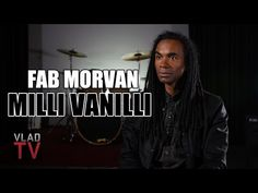 Fab Morvan on Milli Vanilli Being Forced to Lip Sync After Signing Their Deal - YouTube