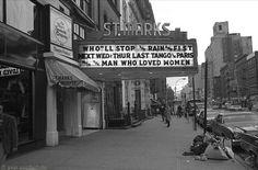 Vanishing New York 70's-80's.