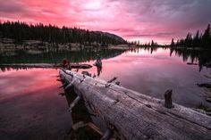 Ibantik Lake by Bill Church on 500px