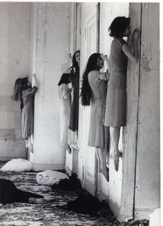 Pina Bausch choreography - American Horror Story Season 3 inspired by this scene