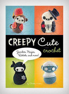 Cute crochet buddies!