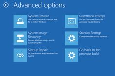 The Startup Repair, Repair Install, and Refresh Your PC processes automatically replace damaged or missing Windows files. Here's how to do it.