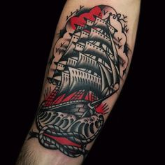 American traditional tattoos — austinmaplestattoos: Thank you so much for...