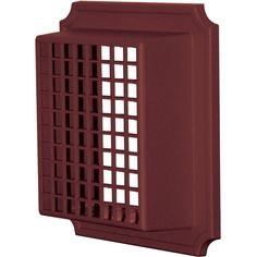 Builders Edge 140157079078 Animal Guard for Exhaust Vent 078, Wineberry -- Read more at the image link.