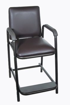 Drive Medical Deluxe Hip High Chair With Comfortable Padded Seat, Brown Vein, 2015 Amazon Top Rated Hip Replacement Recovery Kits #HealthandBeauty