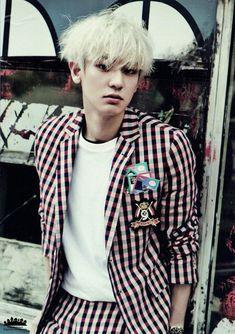 hq-exo — Chanyeol in EXO's 'Love Me Right' teaser Chanbaek, Exo Ot12, Chansoo, Baekhyun Chanyeol, Exo Exo, Kai, Kris Wu, K Pop, Park Bogum