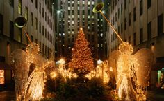 Holiday Spirit in New York City