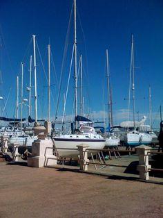 Puerto de Piriápolis, departamento de Maldonado - Uruguay
