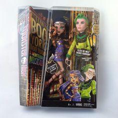 Monster High Boo York Comet-Crossed Couple Cleo de Nile and Deuce Gorgon Doll #Monsterhigh