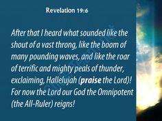 revelation 19 6 the roar of rushing waters powerpoint church sermon Slide04  http://www.slideteam.net/