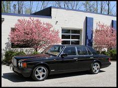 1996 Bentley Brooklands   Mecum Auctions $15,500