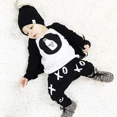 >> Click to Buy << 2pcs 2016 New Children Toddler Clothing Boys Girl Kids Brand Sport Suit Tracksuits Cotton Long Sleeve Shirt+Pants Trousers Set #Affiliate
