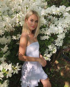 Summer Aesthetic, Aesthetic Photo, Cute Fashion, Fashion Beauty, Fashion Ideas, Fashion Tips, Avengers Girl, Honey Blonde Hair, Insta Models