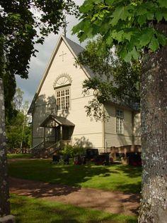 Lokalahden kirkko. Kuva: MV/RHO Minna Pesu 2007
