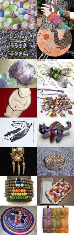 Beauties from International Arts Crafts Team by Ela Decors on Etsy--Pinned with TreasuryPin.com