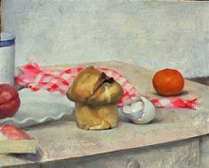 Lennart Anderson, prolific still life painter.