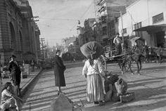 Mercado Municipal, São Paulo – década de 40