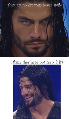 YES. Roman Reigns.