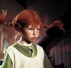 Pippi Longstockings - hairmaze!