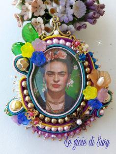 Medaglione Frida