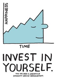 Jeremyville Corner Store — Invest In Yourself