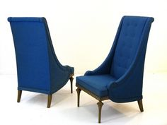 Mid Century vintage modern retro design refinishing lacquer and re-upholstery