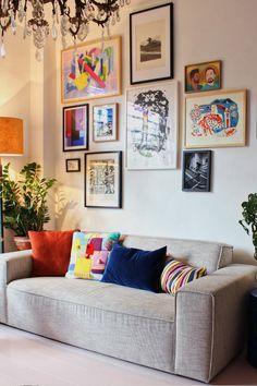80s Interior Design, Home Office Design, Home Decor Wall Art, Diy Home Decor, Home Living Room, Living Room Decor, Townhouse Interior, Inside A House, Small Room Bedroom