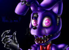 Nightmare Bonnie (Five Nights at Freddy's 4) by ArtyJoyful on DeviantArt
