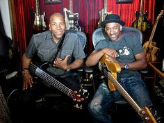Nathan East & Marcus Miller