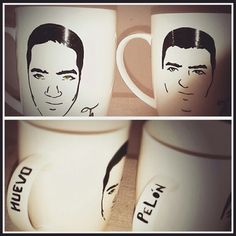 FA - Diseño y Creaciones / #Tazas #Mugs #Portrait #Retrato