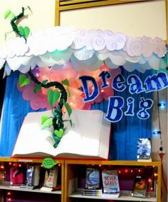 One of my most lurked on librarian blogs was run by the very talented Rachel Moani, a Youth Services Associate in Washington state. She posted the most beautiful and breathtaking library displays I…