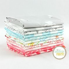 Sommer Breeze - Fat Eighths Bundle (SJ.SO.BR.11FE) by Sarah Jane for Michael Miller | SouthernFabric.com
