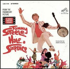 """""""Half A Sixpence"""" (1968, RCA).  Music from the movie soundtrack."""