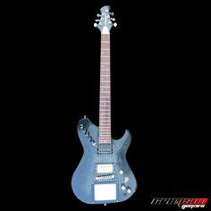 Crimson Guitars – UK | website custom solid body and acoustic guitar builders based in Somerset, England Custom-made-Muse-inspired-Matt-Bellamy-guitar-by-Crimson-Guitars-1