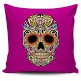 Calavera Skull Cushion Covers   RA-mazing