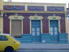 Casa de colores, un símbolo de Melilla, Kauzar Mohamed Mohamed