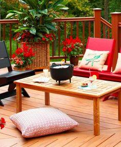 5 Wonderful Outdoor Fireplace Ideas