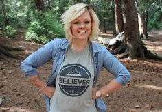 Believing in God isn't always considered cool, but the makers of a new Christian clothing line hope to change that.