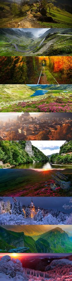 Reasons Why You Should Visit Romania
