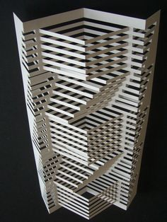 Concertina Paper Structures