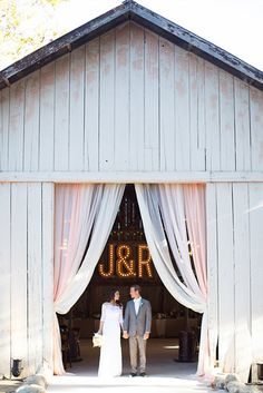Wedding Trends: Vintage Marquee Lights