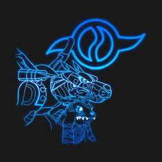 Digimon Adventure - DigiCrest of Friendship, Gabumon and MetalGarurumon Pokemon Vs Digimon, Digimon Crests, Digimon Tamers, Digimon Adventure Tri, Digimon Tattoo, Digimon Wallpaper, Digimon Digital Monsters, Gundam Wallpapers, Manga
