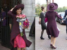 ♥•✿•QueenMaxima•✿•♥.October 13, 2015...Queen Maxima opens international Hands On! conference