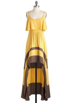 Hillside Honey Dress, Modcloth