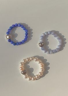 Seed Bead Jewelry, Bead Jewellery, Cute Jewelry, Jewelry Crafts, Beaded Jewelry, Jewelery, Jewelry Accessories, Beaded Bracelets, Diy Beaded Rings