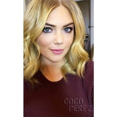 Kate Upton Chops Off Her Long Golden Locks!! See Which Trendy Look She's Rockin' Now! | CocoPerez.com