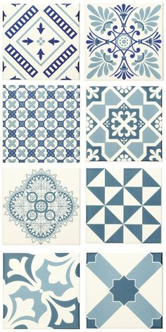 Original Style Odyssey Tapestry Collection Wall Tiles