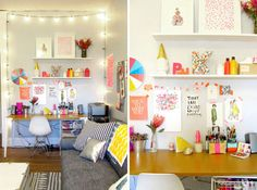 Work It: 15 Inspiring Ideas for a Creative Workspace | Brit + Co.