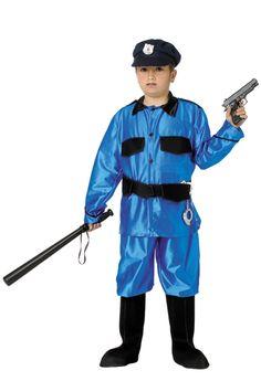 Disfraz de #policia